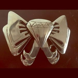 Rock Rebel Belt Buckle
